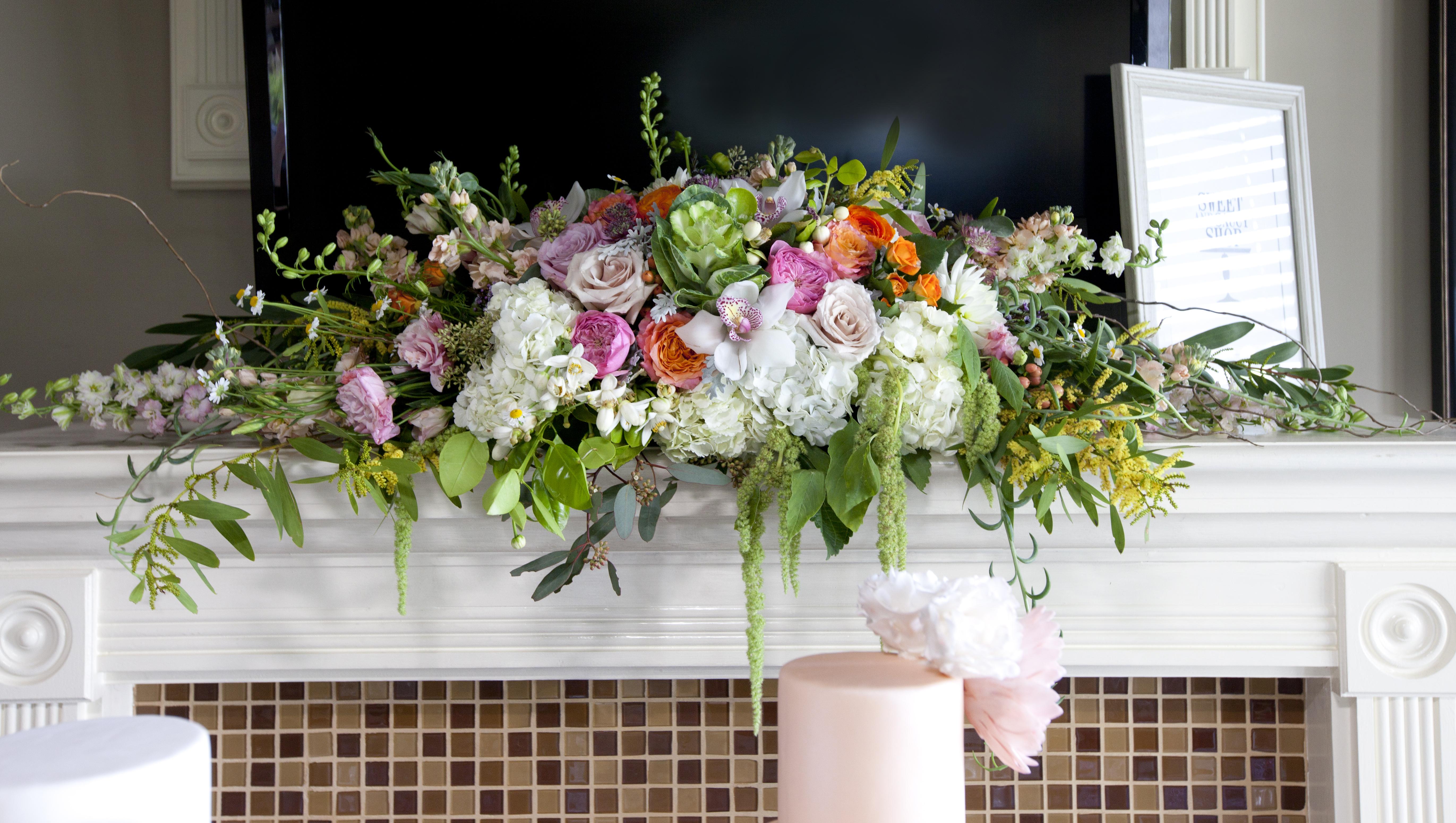 Flower Centerpieces Seven Stems Blog